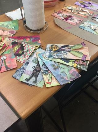 Spring Challenge: Paper Dolls