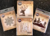 Tim Holtz Sizzix holiday