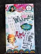 Quote and Letter Stickers by Art by Marlene