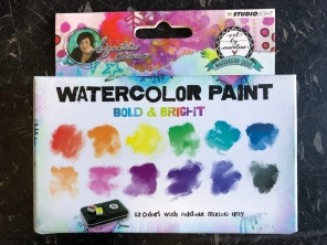 Watercolor Paint from Art by Marlene