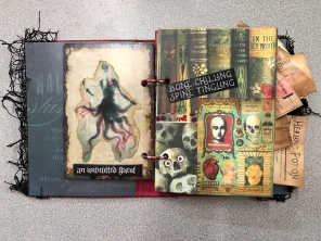 Cabinet of Curiosities Challenge By Teresa
